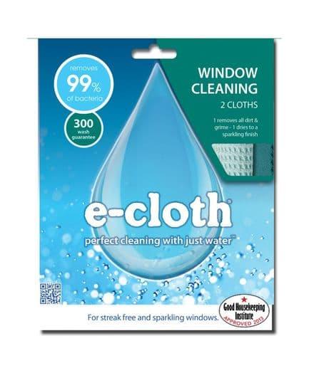 E-Cloth Window Pack - 2 Cloths